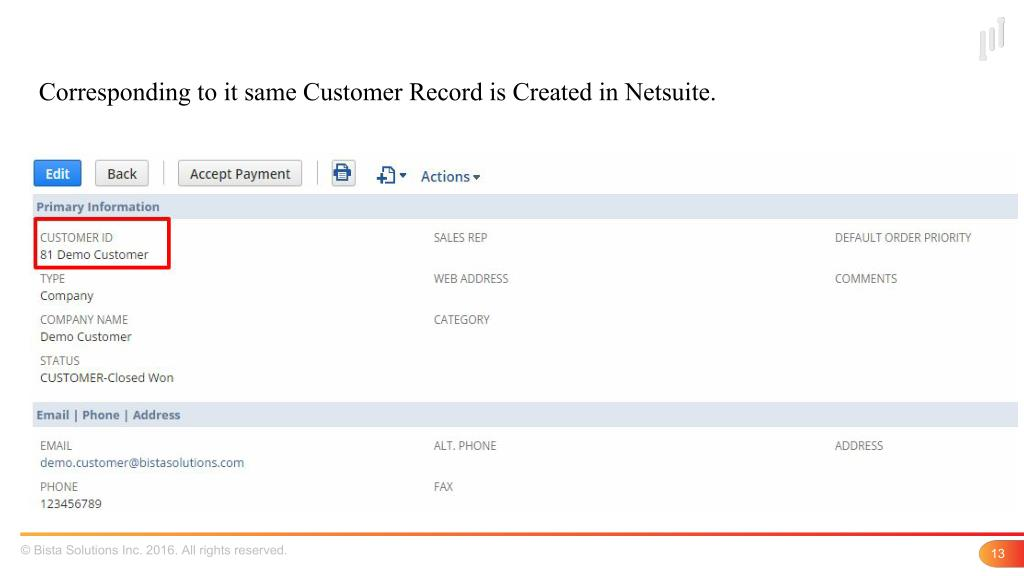 PPT - Magento Integration with NetSuite PowerPoint