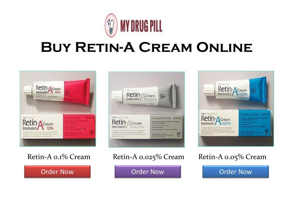 PPT - Buy Tretinoin Cream - Retin-A 0.1 PowerPoint Presentation - ID:7482453