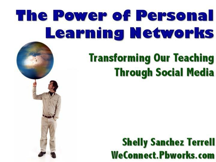 The power of personal learning networks transforming our teaching through social media