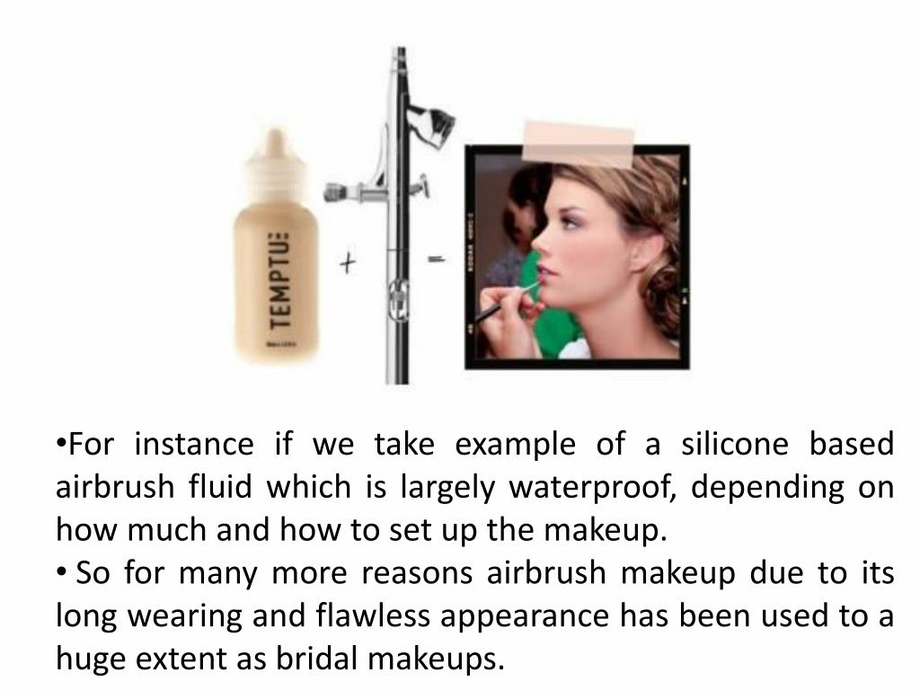PPT - Bridal Airbrush Makeup PowerPoint Presentation - ID