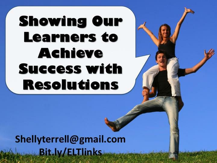 Showing our learners to achieve success with resolutions