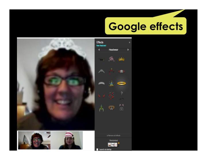 Google effects