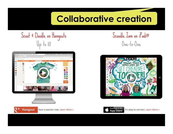Collaborative creation