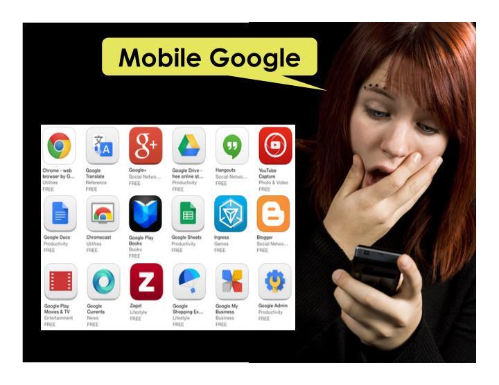 Mobile Google