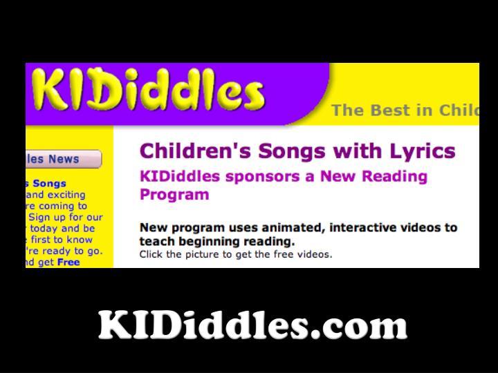 KIDiddles.com