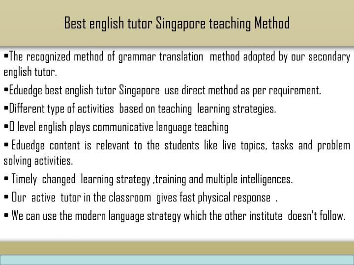 grammar translation method overview essay The direct method the direct method came to the teaching method as a reaction to the grammar-translation method we already knew that the.