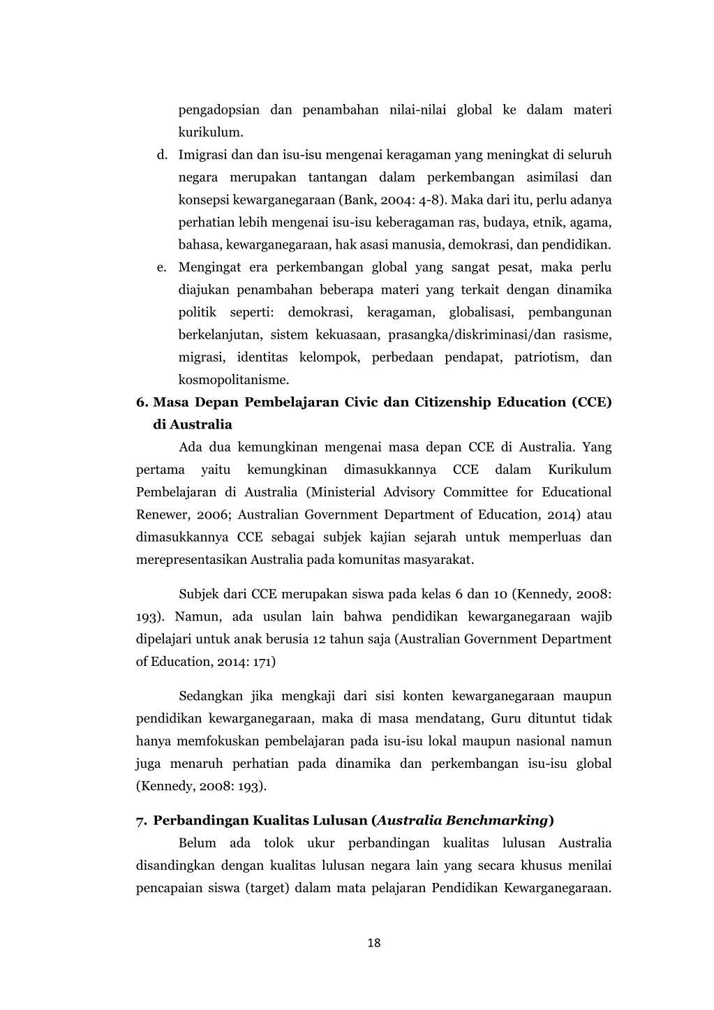 Ppt Sebuah Kajian Mengenai Pendidikan Kewarganegaraan Di Australia Powerpoint Presentation Id 7483945