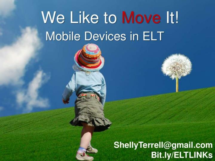 Moving activities with mobiles croatia slovania