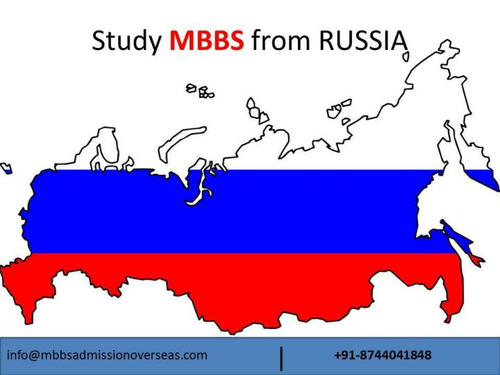 Mbbs from russia mbbsadmissionoverseas