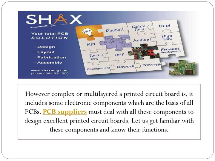 PPT - Primary Electronic Components of Printed Circuit ...