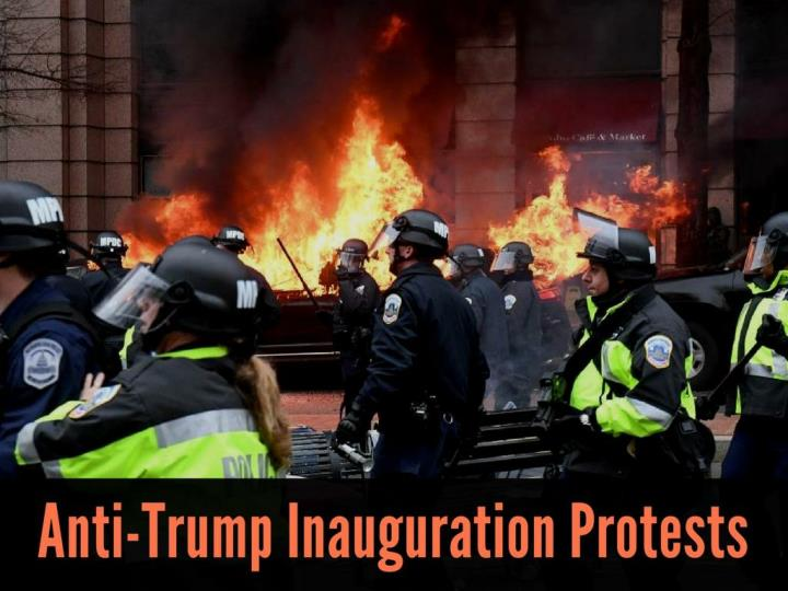 against trump introduction protests n.