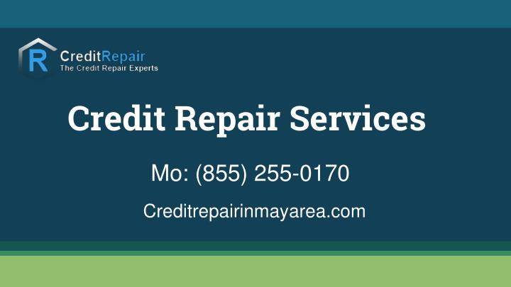 credit repair services n.