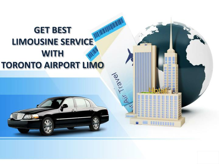 get best limousine service with toronto airport limo n.