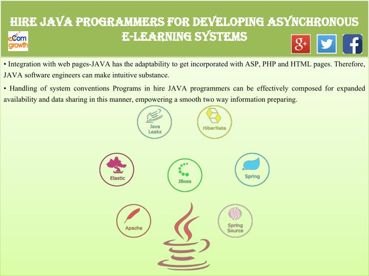 hire java programmers