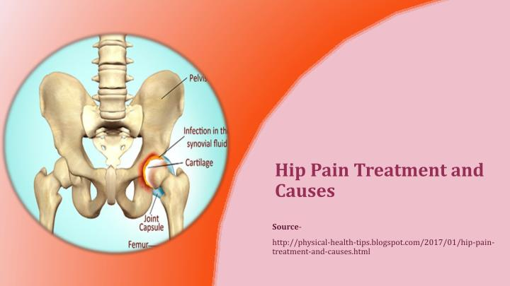 hip pain treatment and causes n.