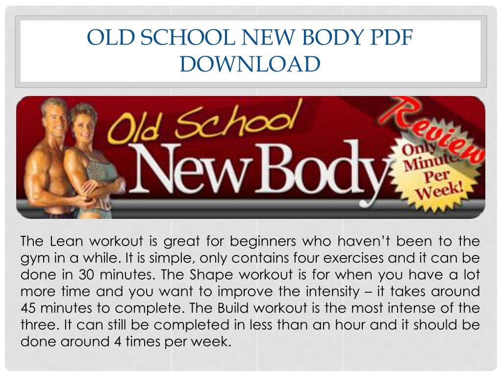 F4x Quick Start Workout Guide Epub Download