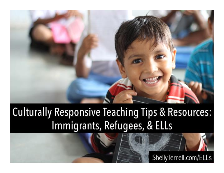 culturally responsive teaching tips resources n.