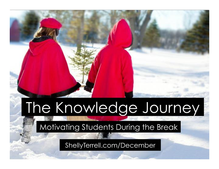 the knowledge journey n.