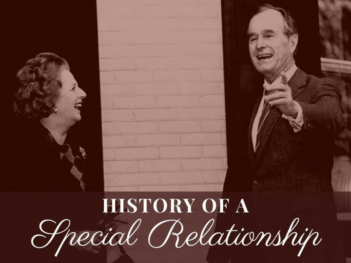 history of an uncommon relationship n.