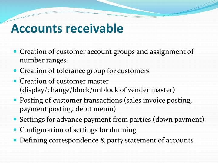 assigning accounts receivable This general assignment of accounts receivable as security is from an assignor to an assignee under this assignment the assignor assigns and transfer debts and claims of money due from accounts receivable to assignee.
