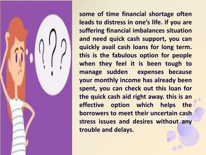How To Deal With Financial Distress