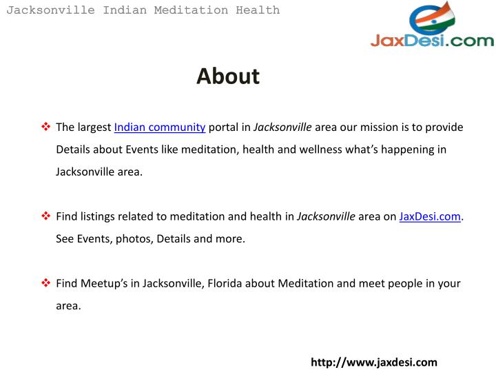 jacksonville hindu personals Jacksonville beach's best 100% free hindu dating site meet thousands of single hindus in jacksonville beach with mingle2's free hindu personal ads and chat rooms.