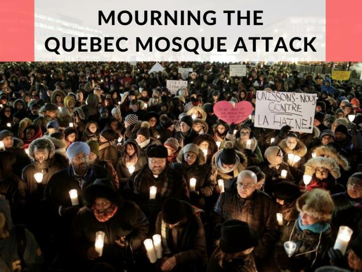 grieving the quebec mosque attack n.