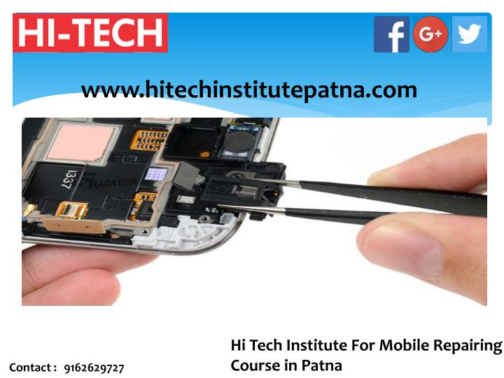 ppt hi tech institute for mobile laptop and computer repairing course in patna bihar. Black Bedroom Furniture Sets. Home Design Ideas
