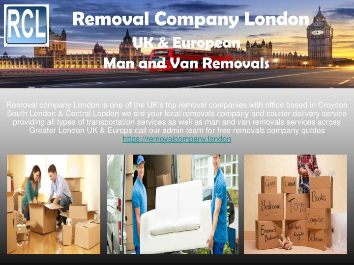 removal company london n.