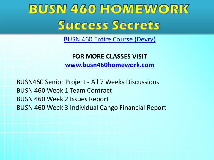 busn460 week 2 Tutorials for question - busn460 - week 2 - team video analysis report - cango, inc categorized under business and general business.