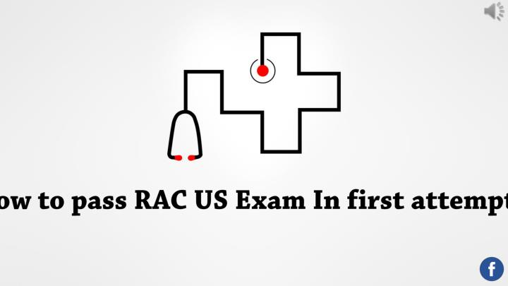 how to pass rac us exam in first attempt n.