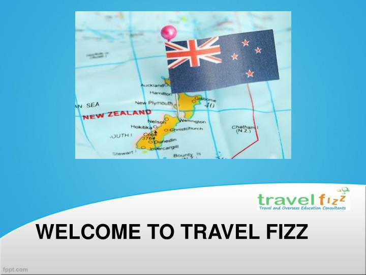 welcome to travel fizz n.
