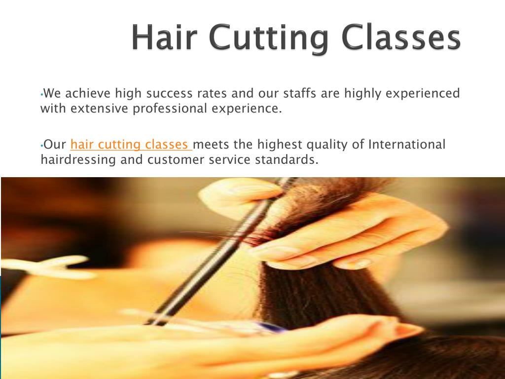 PPT - Hairdressing Courses PowerPoint Presentation, free download