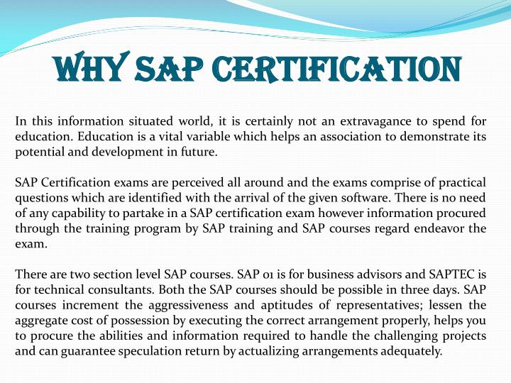 PPT - SAP Online Courses Training Material Ppt PowerPoint ...