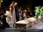 iles soufiane looks on amid a burial service