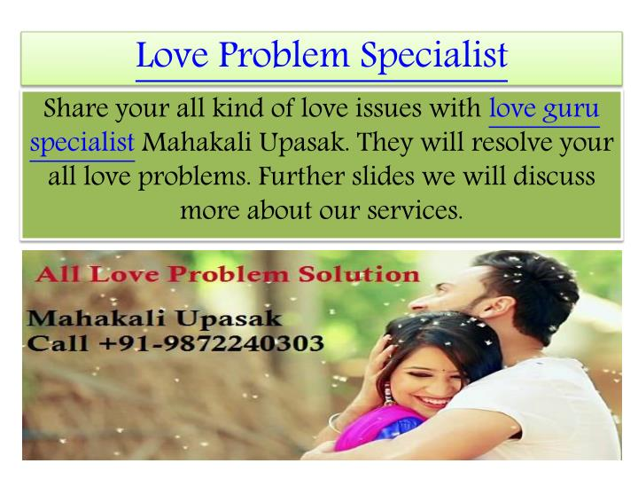 love problem specialist share your all kind n.