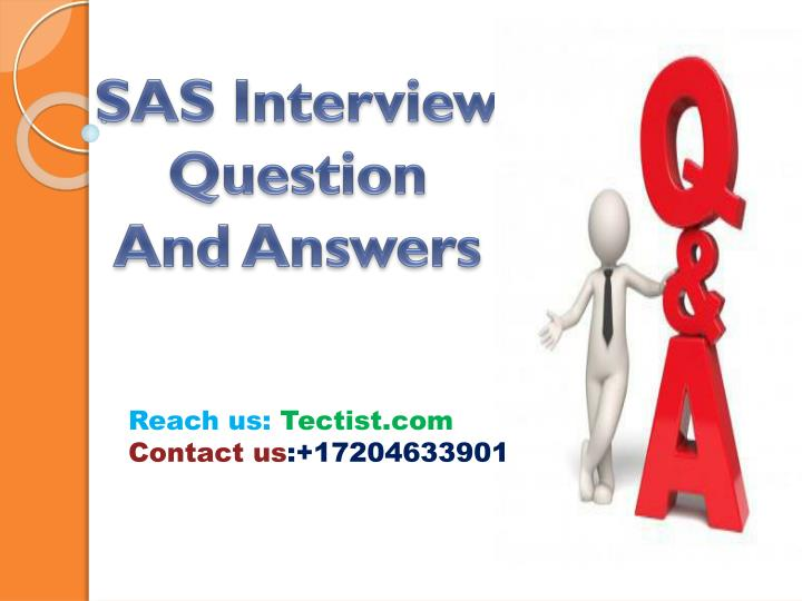 sas interview question