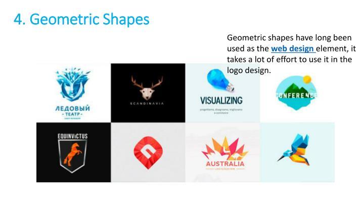 4. Geometric Shapes