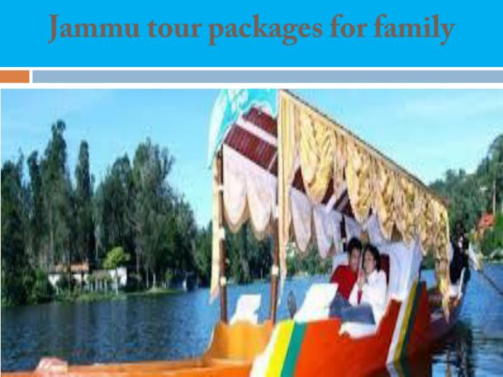 jammu tour packages for family n.
