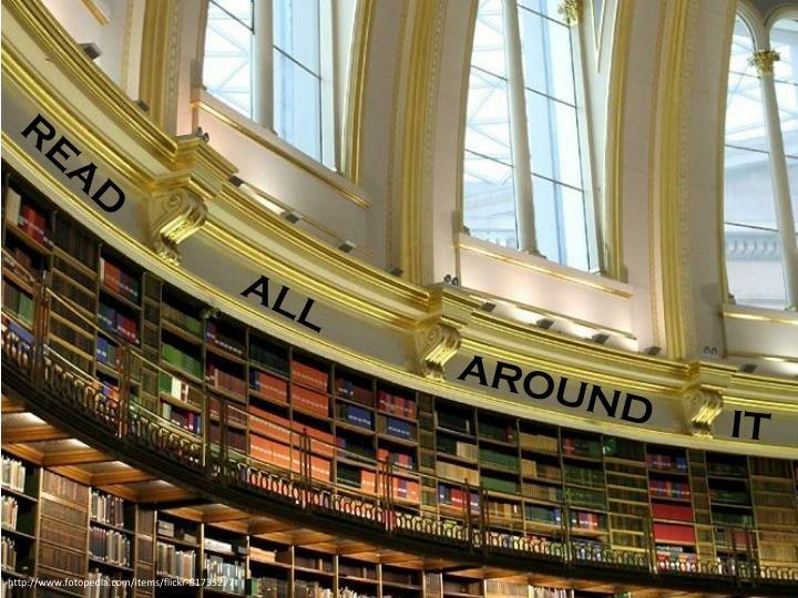 Read All Around It
