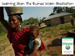 learning from the guinea worm eradication