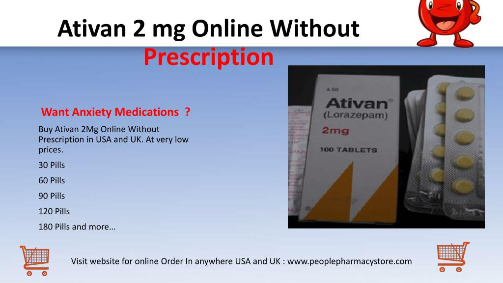 PPT - Buy Ativan 2Mg Online Without Prescription PowerPoint