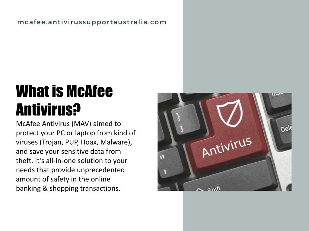 PPT - A Small Brief on Frequently Asked Questions on McAfee