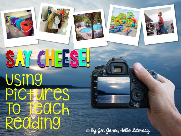 using pictures to teach reading n.