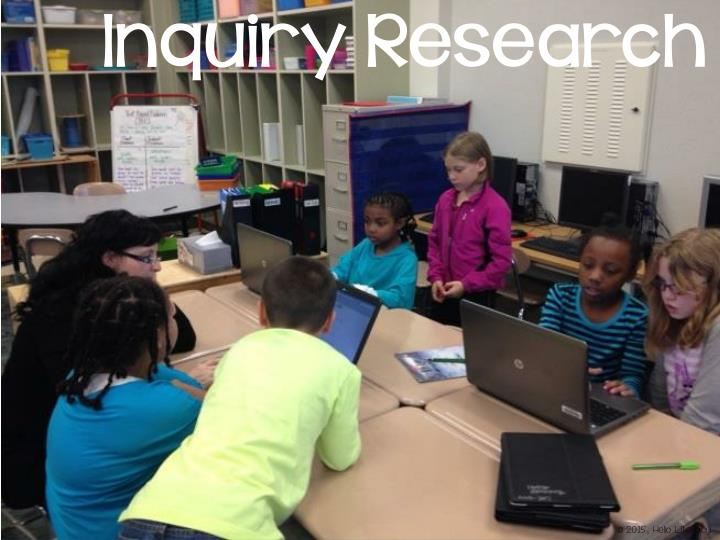 Inquiry Research