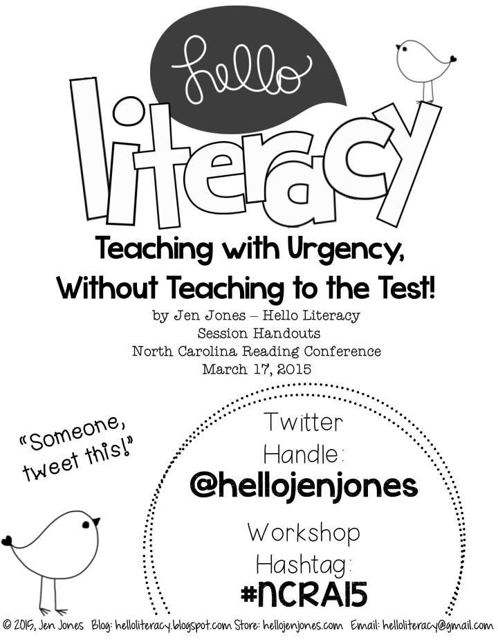 teaching with urgency without teaching n.