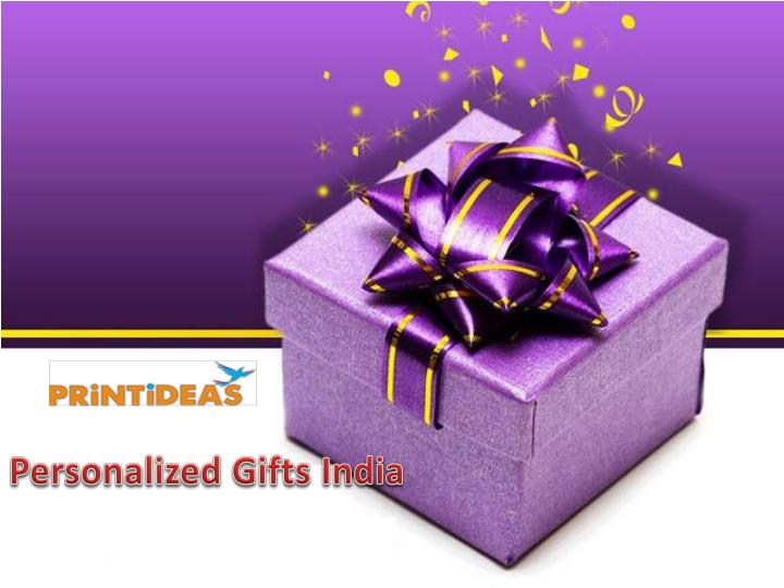 personalized gifts india n.