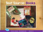 text source books