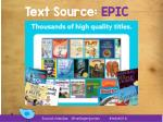 text source epic