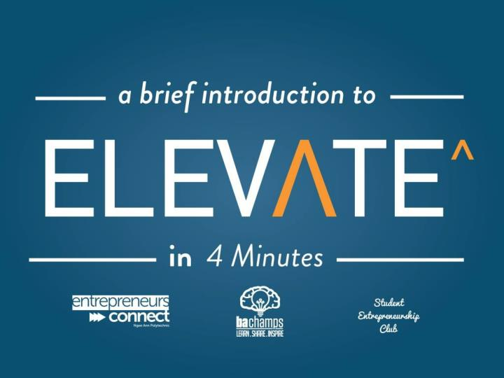 elevate powerpoint deck introduction n.